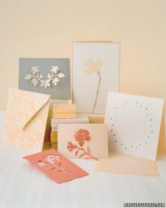 Handmade cards for mothers day