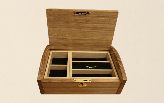 Make Small Wooden Jewelry Box